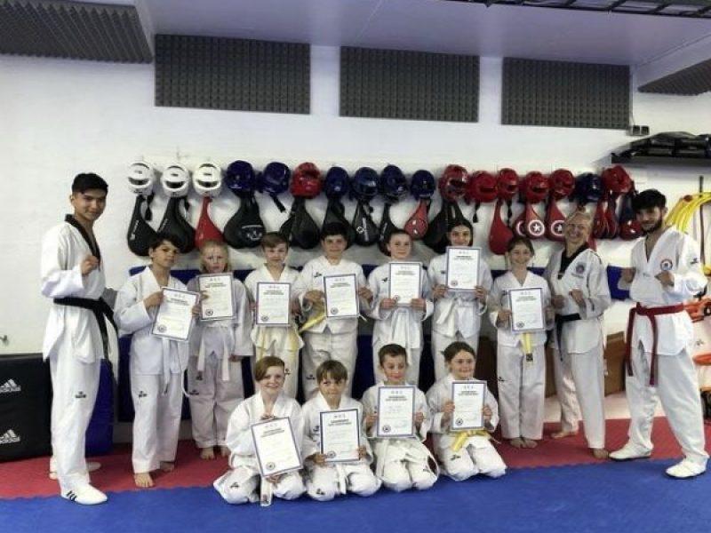 taekwondo chae karate malmö kampsport